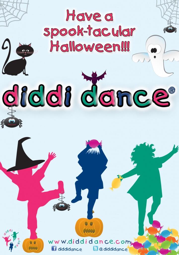 diddi dance halloween