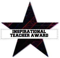 Inspirational Teacher Award
