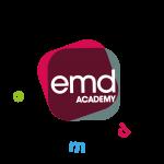 Academy Logo Black Text