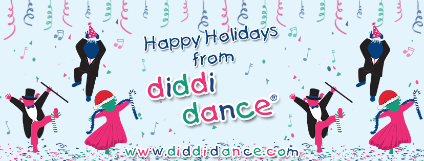 merry christmas happy new year dance class